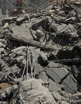 Edificio declarado en ruinas por ayuntamiento