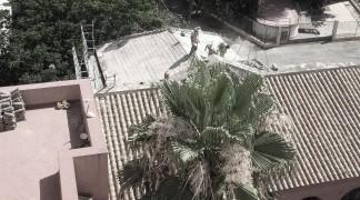 Proyeco de rehabilitación de cubierta realizado por arquitecto técnico