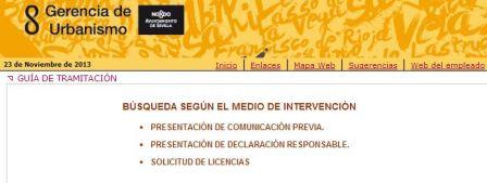 ¿Sera la definitiva?. Entra en vigor la ordenanza de obras y actividades en Sevilla