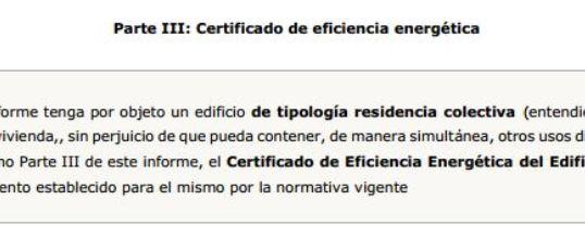 Certificado energético para pasar la ITE en Almería